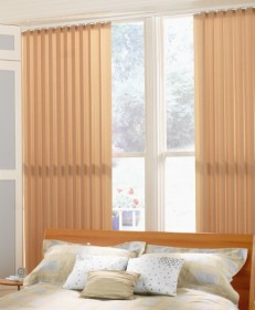 Vertical Blinds Lifestyle Image